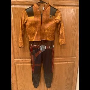 Hans Solo Star Wars Costume Youth Small